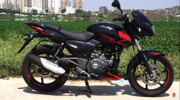Bajaj Pulsar crosses 1 lakh sales mark in a single month for the first time