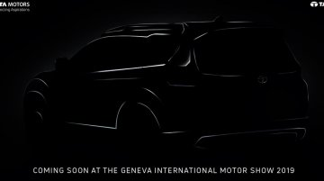 Tata H7X concept teased ahead of Geneva debut [Video]