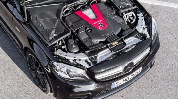 Mercedes-AMG C 43 4MATIC Coupe - Image Gallery