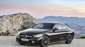 Mercedes C-Class Coupe to be launched in India on 14 March