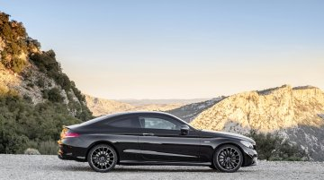 Mercedes-AMG C 43 4MATIC Coupe launched, priced at INR 75 lakh