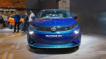 Tata Altroz EV likely to be priced above INR 10 lakh - Report