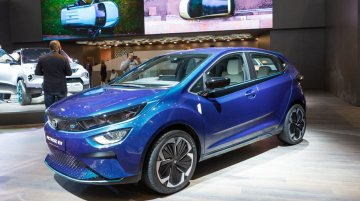 Tata Altroz EV unveiled at 2019 Geneva Motor Show [Update]
