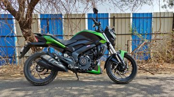 Bajaj Dominar 400 price in India nears INR 2 lakh mark after recent hike