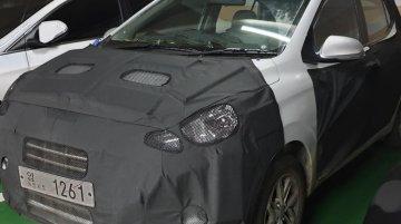 Next-gen 2019 Hyundai Grand i10 spotted in South Korea [Update]