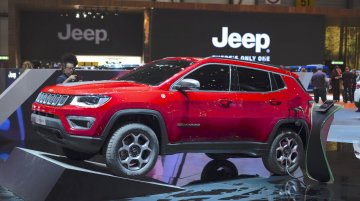 Jeep Compass PHEV debuts at 2019 Geneva Motor Show