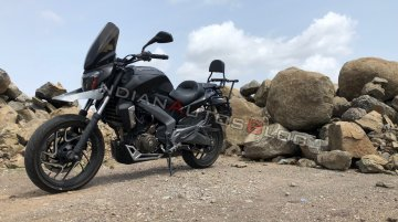 Autologue Design signed to create accessories for 2019 Bajaj Dominar 400