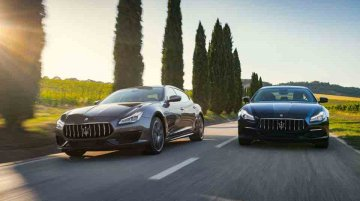 2019 Maserati Quattroporte launched in India, Prices start at INR 1.74 Cr