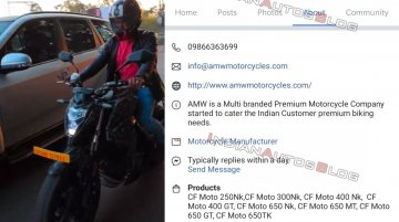 CFMoto to join hands with AMW Motorcycles; could launch 8 models in India