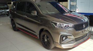 Suzuki Ertiga GT for Indonesia shown in walkaround video [Update]