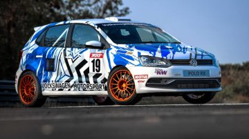 Volkswagen Motorsport India reveals rear-engined 210 hp VW Polo
