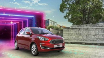 2019 Ford Figo (facelift) - Image Gallery