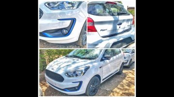 2019 Ford Figo (facelift) fully revealed in walkaround video [Update]
