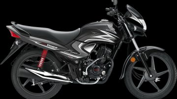 Honda Dream Yuga CBS Colour Options - Image Gallery