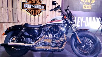 Harley-Davidson Forty-Eight Special & 2019 Street Glide Special launched in India