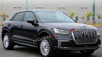 Audi Q2L e-tron - Image Gallery