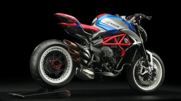 MV Agusta Brutale 800 RR America launched in India