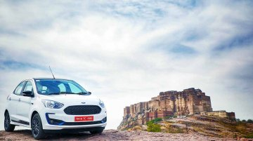 2019 Ford Figo (facelift) - First Drive Review