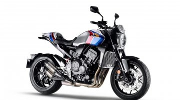 Limited edition Honda CB1000R+ gets SC Project exhaust