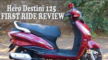 Hero Destini 125 review | Detailed walk-around | Can it take on the Honda Activa 125?