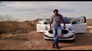 2019 Ford Figo   First Drive Review   Everything you need to know