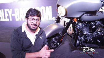 Two new Harley-Davidson motorcycles launched   Forty Eight Special & Street Glide Special
