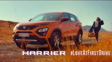 Tata Harrier prices hiked by up to INR 45,000
