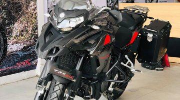 Benelli TRK 502X starts to arrive at dealerships