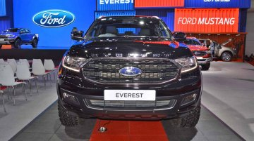 Custom Ford Everest - BIMS 2019 Live