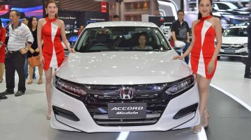 2019 Honda Accord and Accord Modulo - BIMS 2019 Live