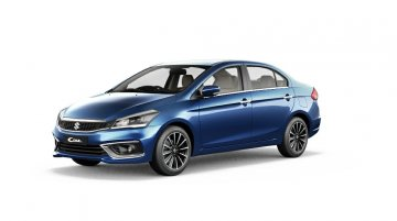 Maruti Ciaz 1.5L diesel launched, Priced at INR 9.97 lakh