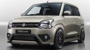 2019 Suzuki Wagon R Works - Rendering