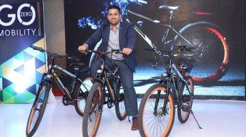 GoZero Mobility One & Mile E-Bikes launched in New Delhi