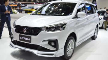 6-seat Maruti Ertiga Sport to be launched by the year-end - Report