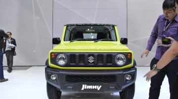 Maruti Suzuki dead-set on not launching 3-door Jimny in India - Report