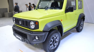 Auto Expo 2020: Maruti Swift 48V Mild-Hybrid and Suzuki Jimny to be showcased