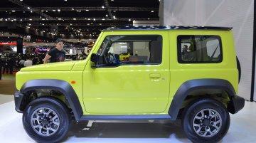 Suzuki Jimny - Image Gallery