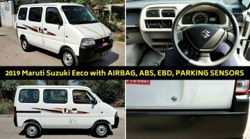 2019 Maruti Eeco with new safety features starts reaching dealerships [Update]