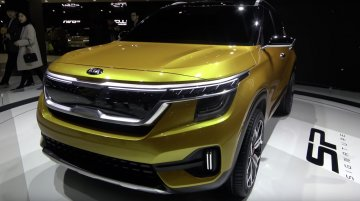 Kia SP Signature concept previews a near production Kia SP2i [Update]