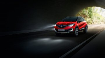 Renault Captur gets new features, entry price slashed to INR 9.5 lakh