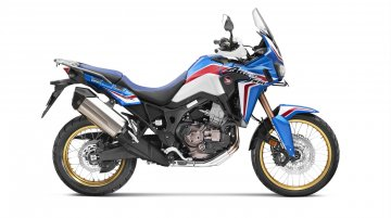 2019 Honda Africa Twin bookings open in India; priced at INR 13.5 lakh