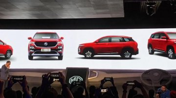 MG Hector production starts ahead of schedule, May launch confirmed