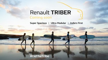 Renault Triber MPV teased, on sale in India this July