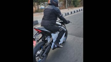 Ultraviolette F77 electric bike spotted undisguised on Indian roads [Video]