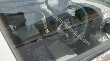 2019 Hyundai Grand i10 interior spied