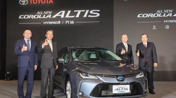 Toyota Corolla, world's highest selling car, discontinued in India after 17 years