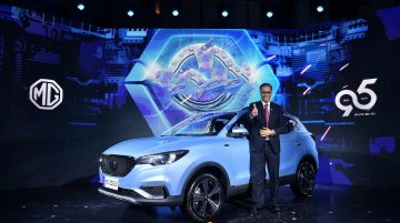 MG eZS announced for India, arriving by the year-end