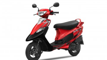 TVS celebrates 25 years of Scooty with 2 new colours