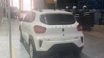 All-new Venucia e30 revealed, is a Renault Kwid EV twin [Update]