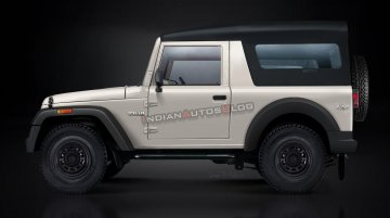 BS-VI next-gen Mahindra Thar to be launched in April 2020